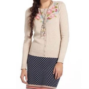 🌷Anthropologie Tabitha Cream Sweater Cardigan🌷